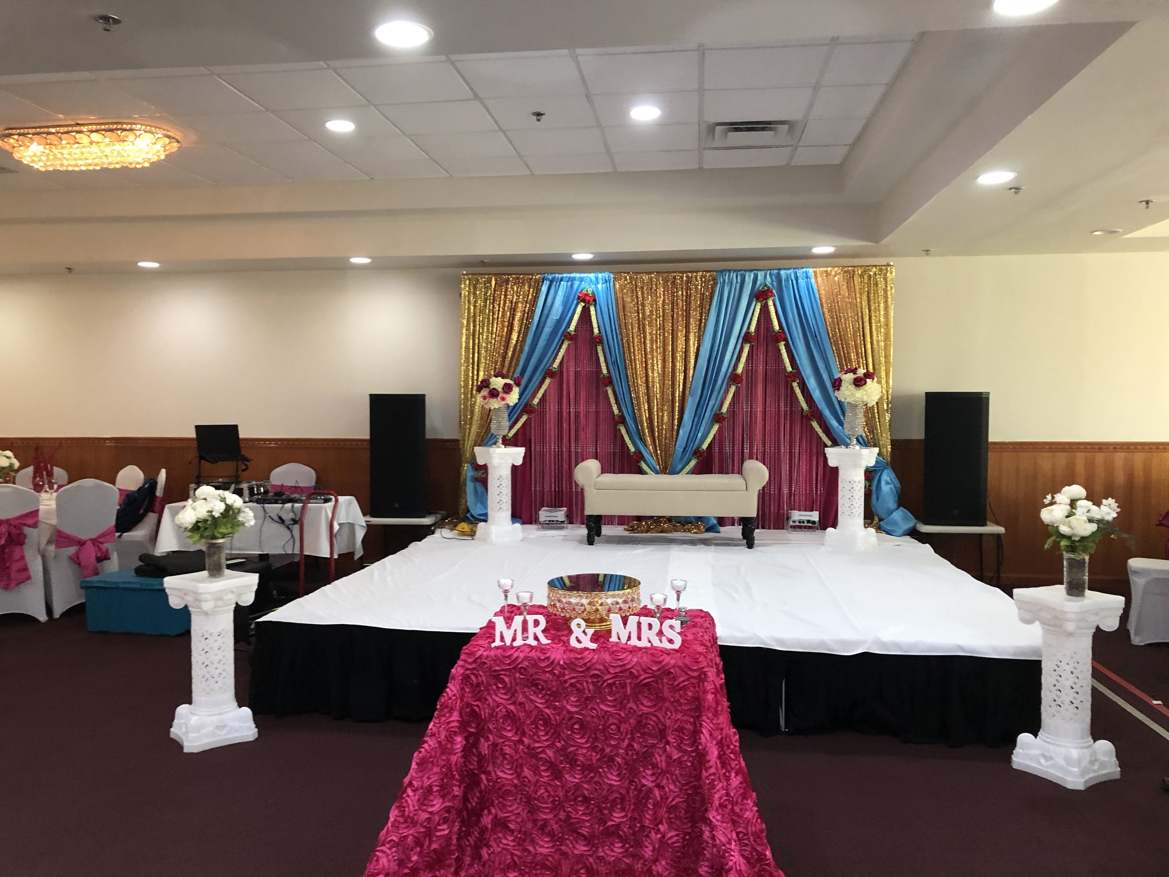 Bridal Shower Decorations Moon Indian Restaurant Atlanta Anju Events Decorations Best Party Event Planning And Decorations In Atlanta Birthday Parties Graduation Parties More